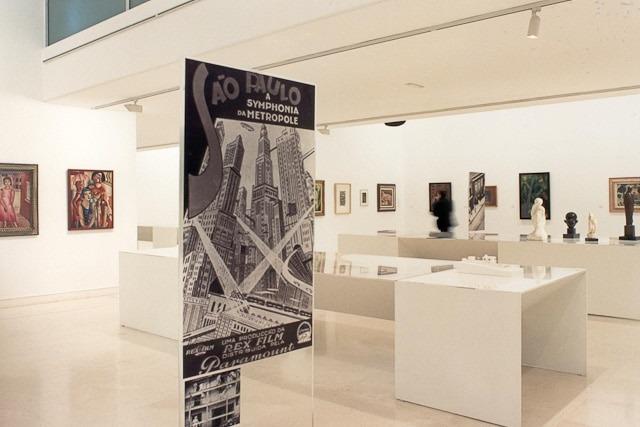 BRASIL 1920-1950: De la Antropofagia a Brasilia